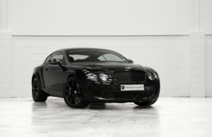Bentley Continental GT SuperSports Self Drive Hire