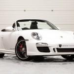 Porsche Carrera 4 GTS Cabriolet Self Drive Hire
